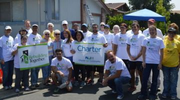 Charter our Community Volunteers