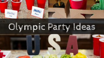 Awesome Olympics Themed Party Ideas Go for the Gold!