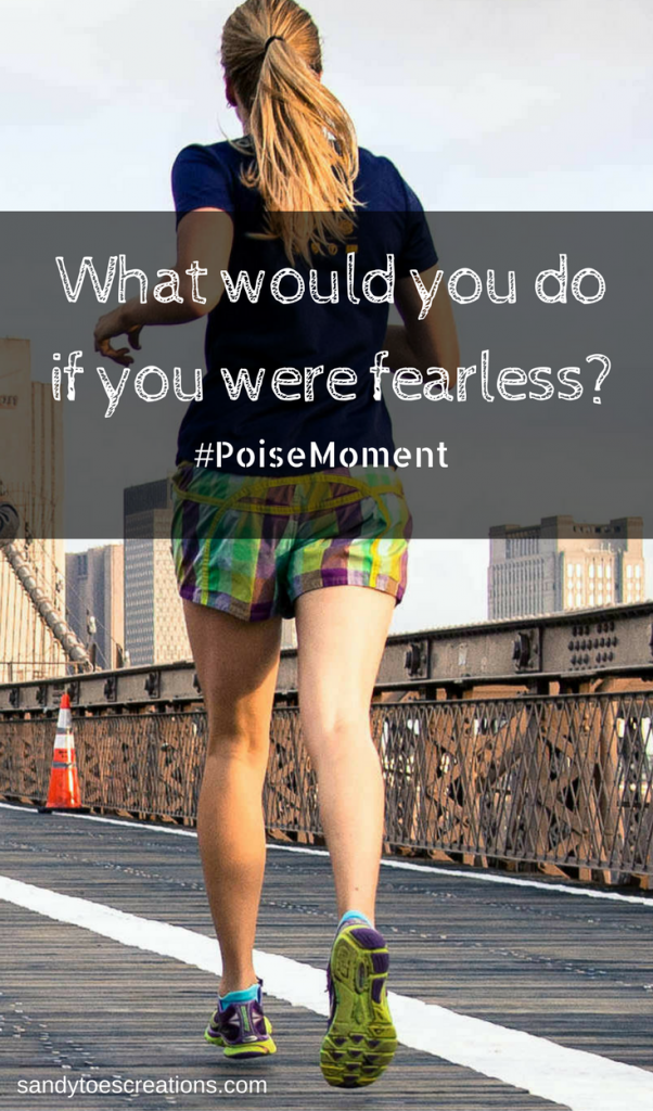 What would you do if you had nothing to fear? You can live fully and freely even with LBL. no joke! #PoiseMoment Sposored women feminine care