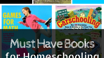 Must Have Books for Homeschooling