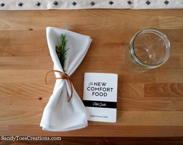 beautiful place setting ideas NewComortFood ad