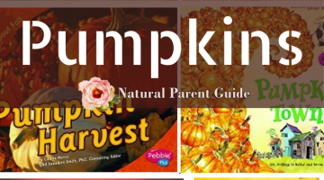 Favorite Kids Books About Pumpkins