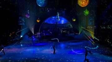 Inside the New Circus Out of This World