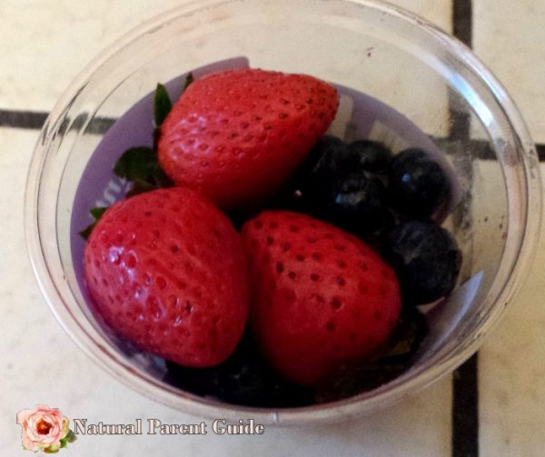 Ready Pac Antioxidant Berry Blend fruit cup