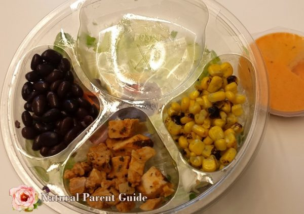 Ready Pac fresh salad lunch box