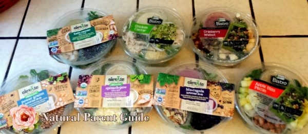 REady pac to go salads