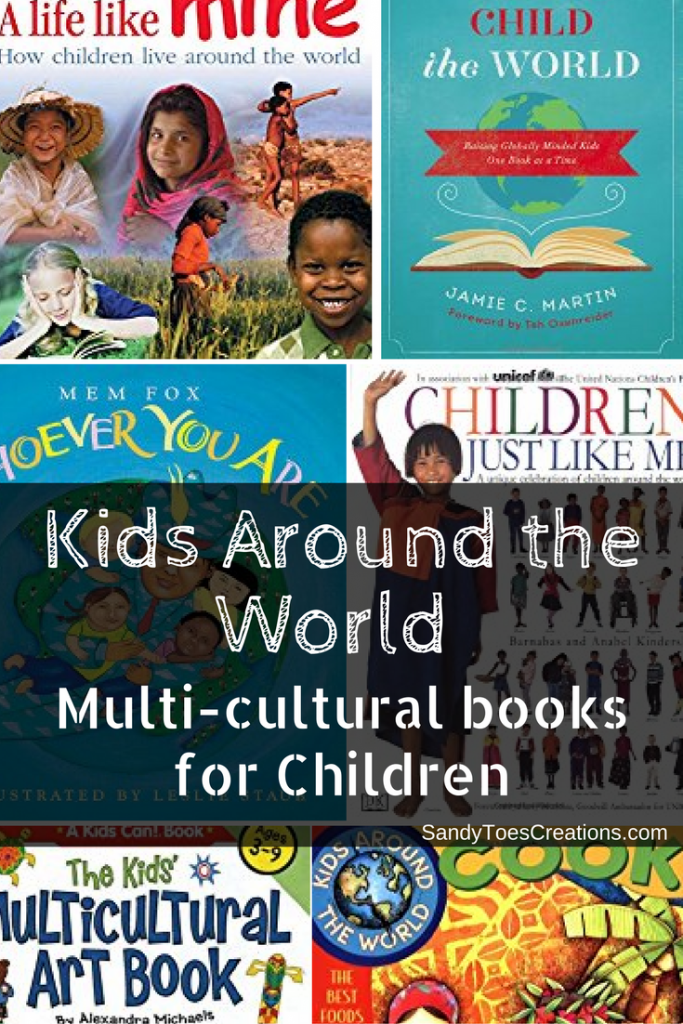 Learn about children and cultures around the world. Great list of multicultural childrens books