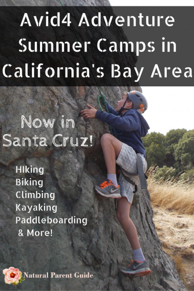 New Adventure Camp in Santa Cruz and CA Bay Area locations @Avid4Adventure Adventure Camps Sports camp Summer Activities ad