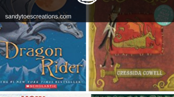 Recommended Books About Dragons #wtrw