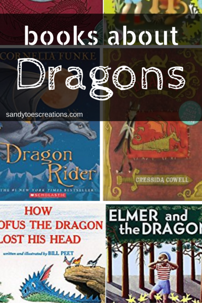 books for dragon lovers