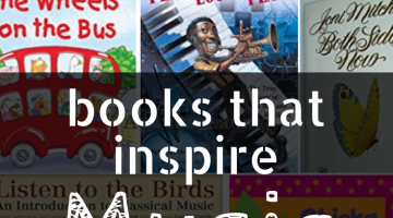 Childrens Books That Inspire Music