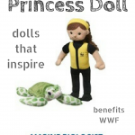 Better than a Princess Doll- Inspirational Dolls that Give Back #MondayMatters