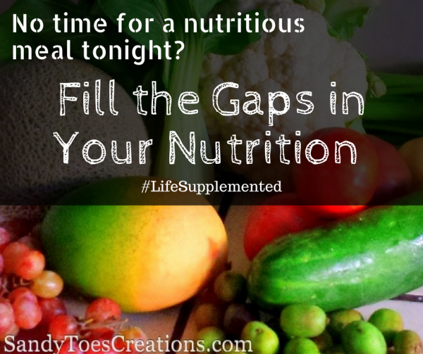 Nutrition and hygiene fill the gap