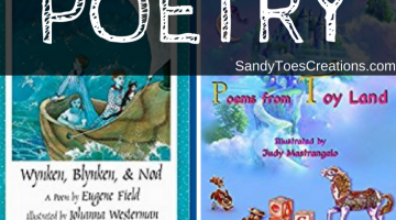 Poetry Childrens Books #wtrw