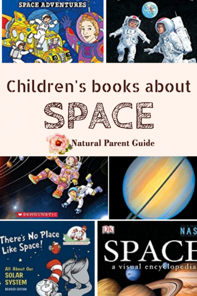 children's books about space Homeschool science curriculum Outer space kids space books #wtrw