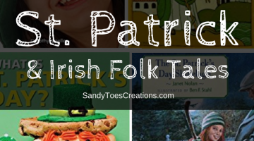 Learn about St. Patrick – Books for Kids