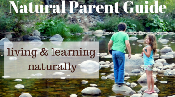 Welcome to Natural Parent Guide