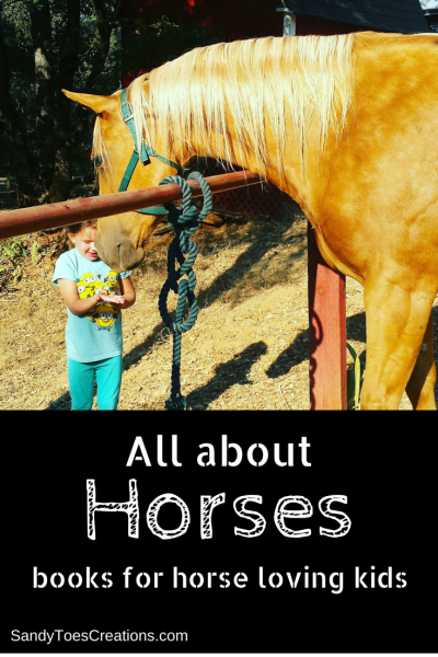 Childrens books about horses   horse books for kids   learn about horses   read   reading What to Read Wednesday   homeschool   homeschooling   equestrian