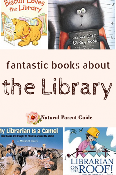 fantastic kids book to instill a love for the library. Childrens books about libraries | homeschool | preschool | best picture books |