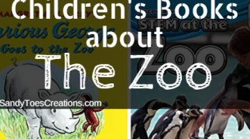 Go to the Zoo in These Kids Books