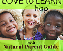 Love to Learn educational activities and family fun blog hop