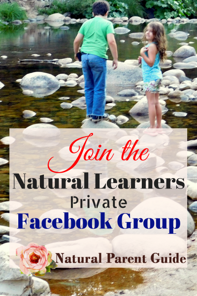 Natural Parent Guide is the place for encouragement in gentle parenting, natural learning kids, and green living | homeschool | unschooling | attachment parenting | alternative education