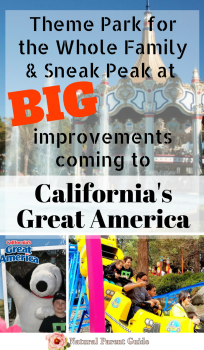 Great Family Theme Park and Our Sneak Peak at Big Plans for Californias Great America | Family travel | family destinations | theme parks for kids |