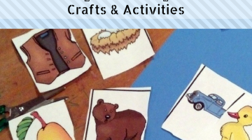 Poetry and Rhyme Crafts and Activities