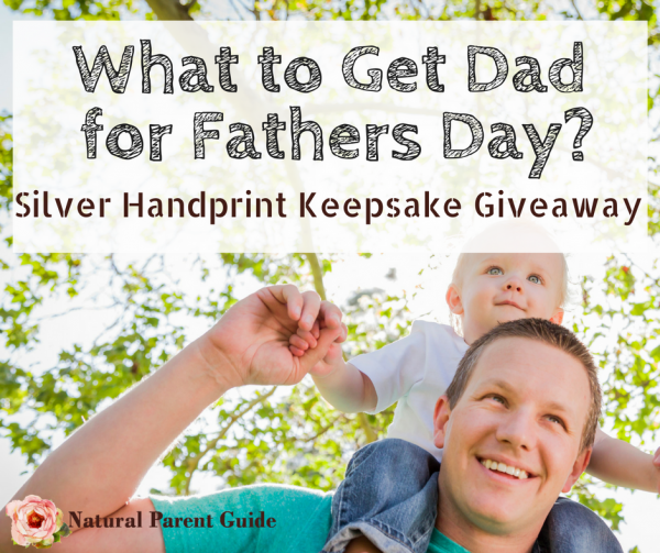 What to get dad for Fathers Day? Win a beautiful silver jewelry meaningful handprint keepsake or footprint keepsake silver cufflinks keychain or other gift for Fathers Day. worth up to $180 @silversculptor #FathersDay #fathersdaygifts