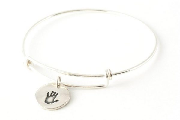 handprint jewelry keepsake gifts