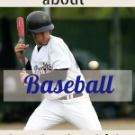 Kids Books About Baseball
