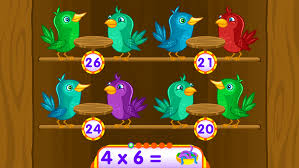 Math Seeds Online Math game