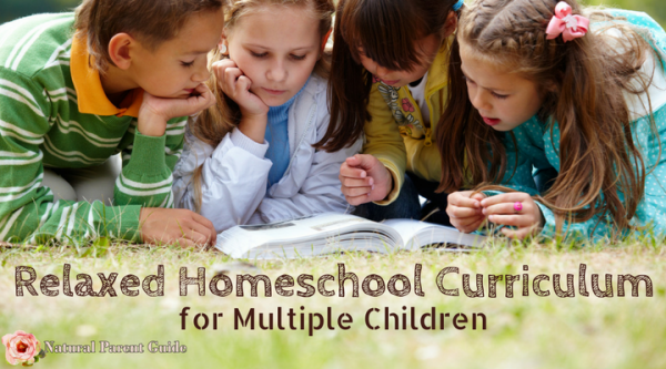 Relaxed Homeschool Curriculum