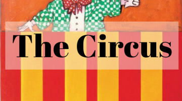 Fun Kids Books About the Circus