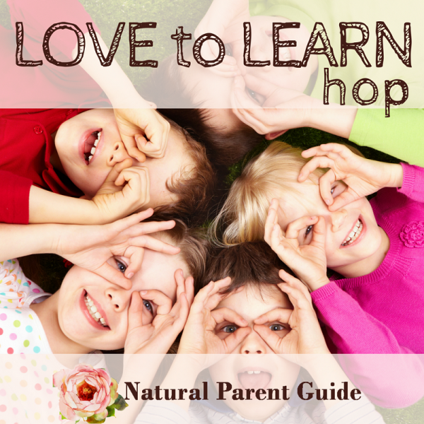 Love to Learn blog hop | link up | linky | blogging | homeschooling | education | kids activities | kids craft ideas