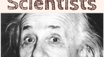 Kids Books about Great Scientists | woman in science | famous scentists | homeschool science | science unit #wtrw
