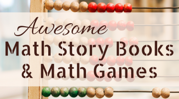 Enjoy Math Learning! Math Story books and Math Games