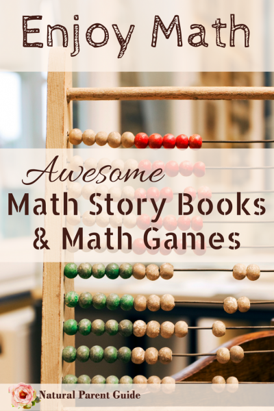 Awesome math story books and math games books | learning math skills | math stories | homeschool math curriculum | math books | fun math activities