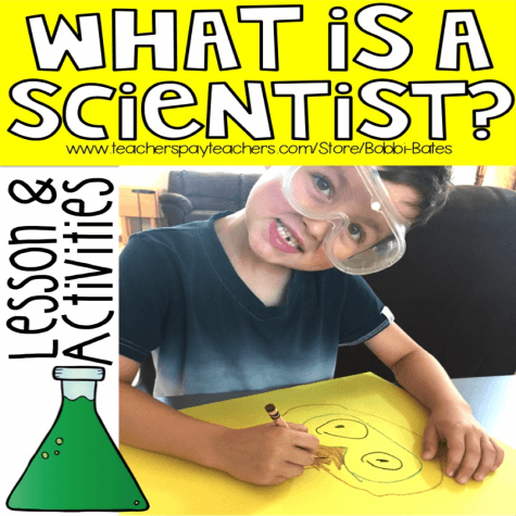 What is a Scientist lesson printables