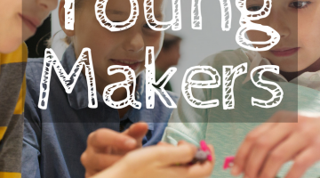 5 Best Books For Young Makers