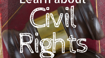 Learn about the civil rights movement. Who was Martin Luther King Jr? Who was Rosa Parks? Great books for kids to learn about social studies equality and freedom