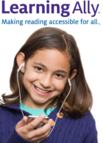 Learning Ally online read along library