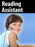 Reading Assistant online reading library for struggling readers