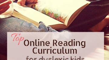 Top Online Reading Curriculum for Dyslexia
