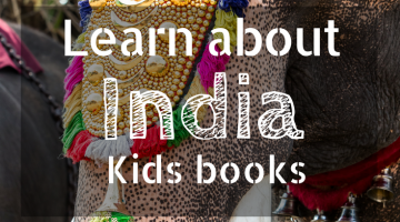 Learn About India Childrens Books