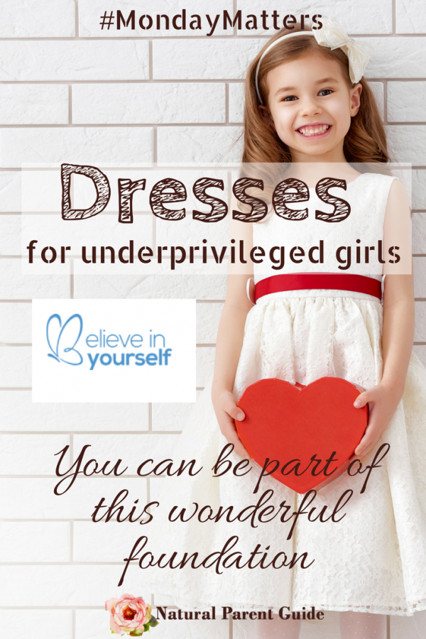Believe in Yourself foundation offers dresses to underprivileged girls Get involved You can be part of this great girls charity low income girls | school dance dresses | parenting