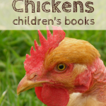 Learn About Chickens Kids Books