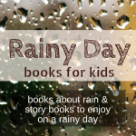 Books for Kids About Rain