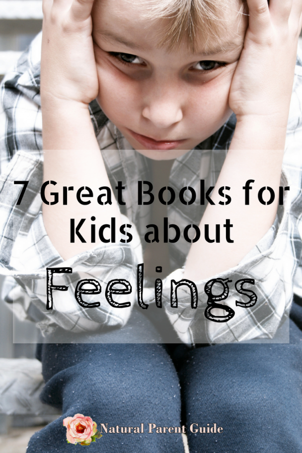 A collection of books about feelings for kids | books for boys | learn about emotions books | picture books | #feelings