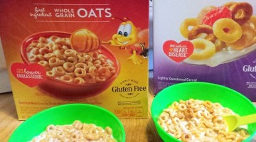 Happy kids and moms! Now we can enjoy our favorite quick breakfast again with Gluten free Cheerios. Gluten free breakfast ideas   gluten free food for kids